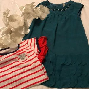 BUNDLE OF TWO GIRL'S DRESSES